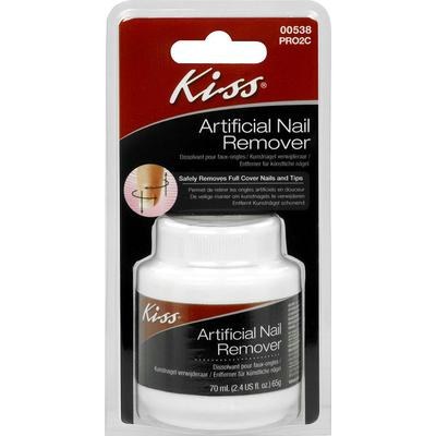 Kiss Artificial Nail Remover 70ml