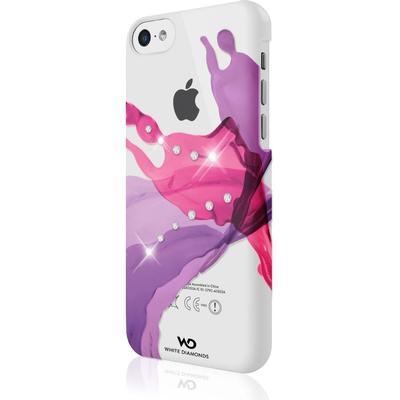 White Diamonds Liquids Case (iPhone 5C)