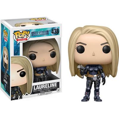 Funko Pop! Movies Valerian Laureline