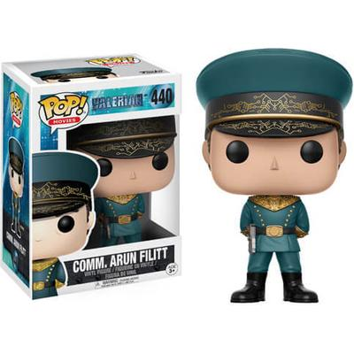 Funko Pop! Movies Valerian Commander Arun Filitt