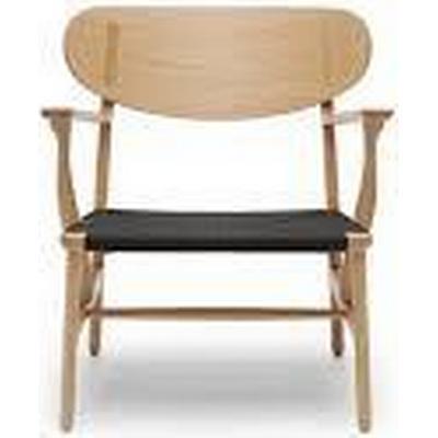 Carl Hansen CH22 Lounge Chair Karmstol, Loungestol