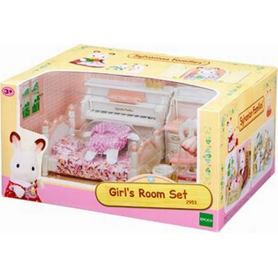 Sylvanian Families Girl's Bedroom