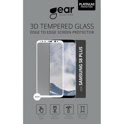 Gear by Carl Douglas Full Fit Glass Asahi Screen Protector (Galaxy S8 Plus)