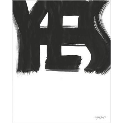 Ylva Skarp Yes 40X50cm Affisch
