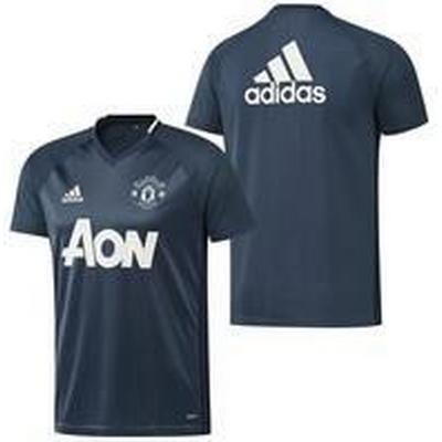 Adidas Manchester United Training Jersey Youth