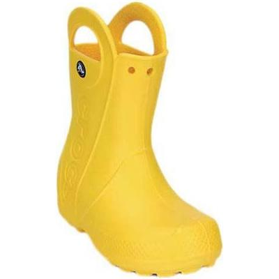 Crocs Handle It Rain Boot Yellow (12803)