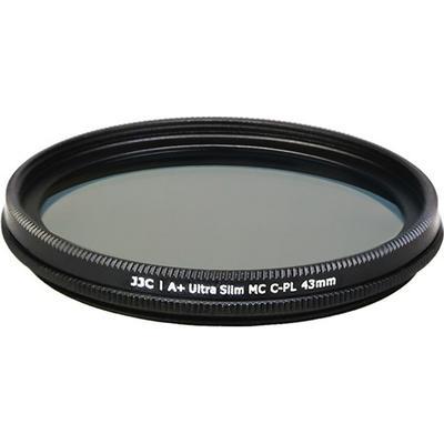JJC A+ Ultra Slim Multi Coated CPL 43mm
