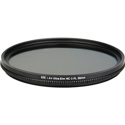 JJC A+ Ultra Slim Multi Coated CPL 58mm