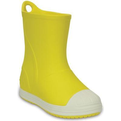 Crocs Bump It Boot Yellow/Oyster (203515)