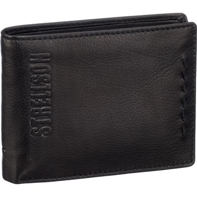 Strellson Oxford Circus Billfold Wallet - Black
