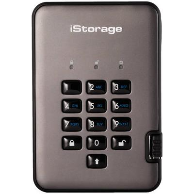 iStorage DiskAshur Pro2 2TB USB 3.1