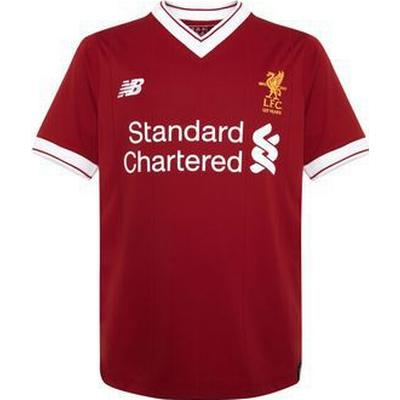 New Balance Liverpool Home Jersey 17/18 Youth