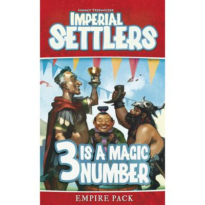 Pegasus Imperial Settlers: 3 Is a Magic Number