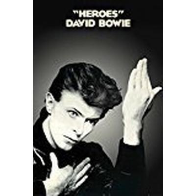 GB Eye David Bowie Heroes 61x91.5cm Affisch