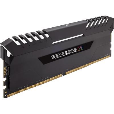 Corsair Vengeance RGB LED DDR4 2666MHz 4x16GB (CMR64GX4M4A2666C16)