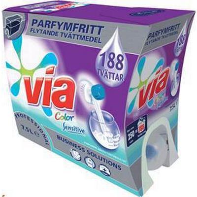 VIA Liquid Color Sensitive Detergent 7.5L
