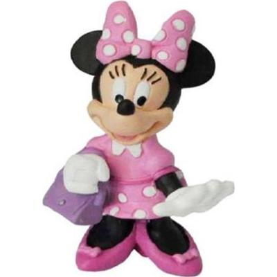 Bullyland Minnie Mouse with Bag