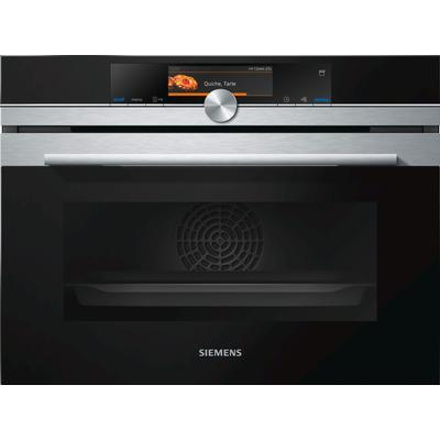 Siemens CS658GRS6B Black