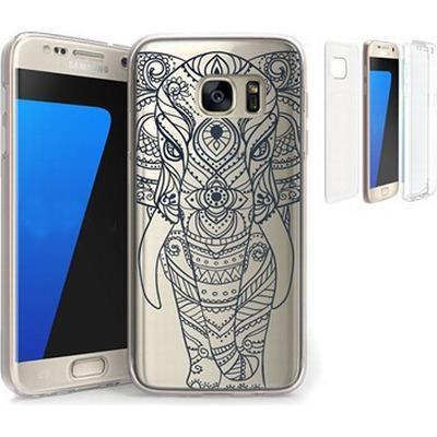 Beyond Cell Tri Max Tribal Elephant Case (Galaxy S7 Edge)