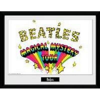GB Eye The Beatles Magical Mystery 30x40cm Affisch