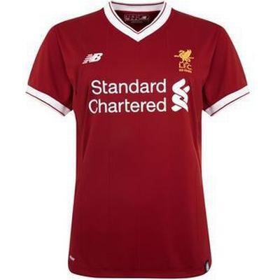 New Balance Liverpool Home Jersey 17/18 W