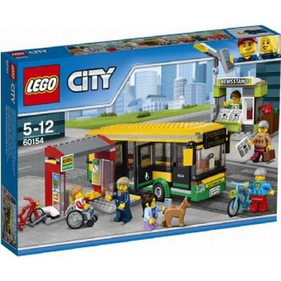 Lego City Bus Station 60154