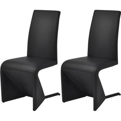 vidaXL 243021 2-Pack Kitchen Chair Köksstol
