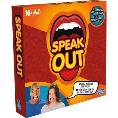 Speak Out (Svenska, Finska)