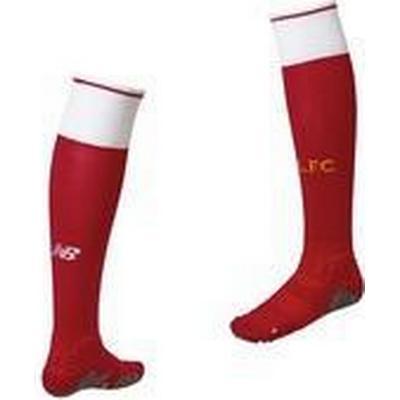 New Balance Liverpool Home Socks 17/18 Youth