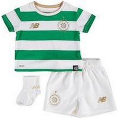 New Balance Celtic FC Home Jersey Kit 17/18 Infant