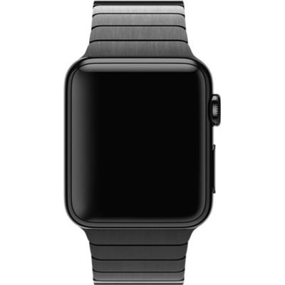 Apple Watch Series 1 42mm Stainless Steel Case with Link Bracelet