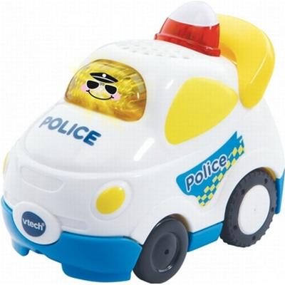 Vtech Toot Toot Driver Remote Control Police Car