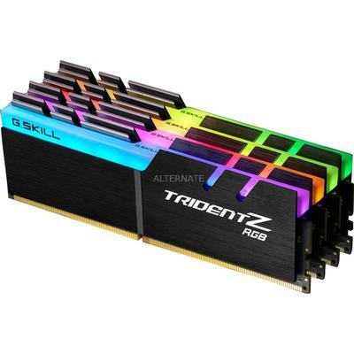 G.Skill Trident Z RGB DDR4 3000MHz 4x16GB (F4-3000C14Q-64GTZR)