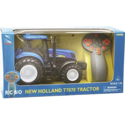 New Ray New Holland T7070 Tractor