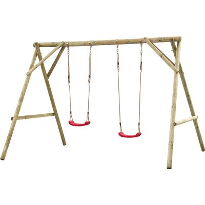 Swing King Eline Double Swing Set