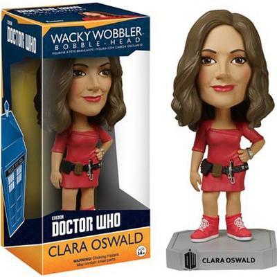 Funko Wacky Wobbler Doctor Who Clara Oswald