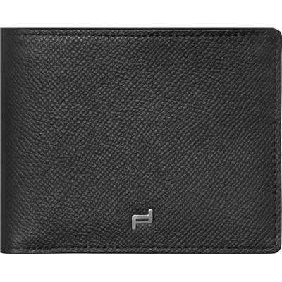 Porsche Design French Classic 3.0 H8 Wallet - Black (4046901735081)