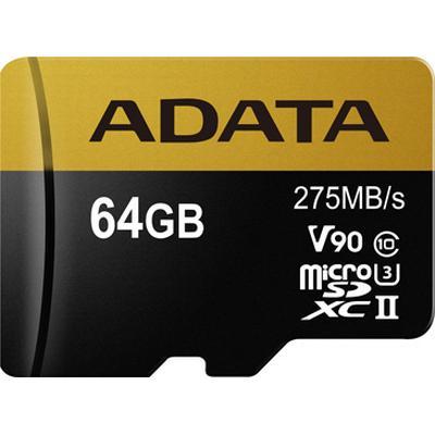Adata Premier ONE V90 MicroSDXC UHS-II U3 275MB/s 64GB