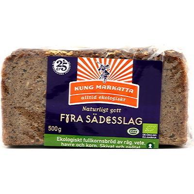 Kung Markatta Rye Bread 500g