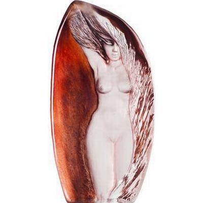Maleras Masq Ran Ltd Ed Skulptur
