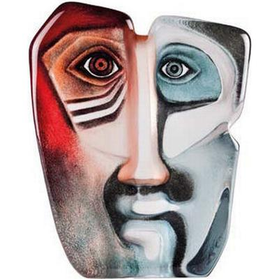 Maleras Masq Domino 15cm Skulptur