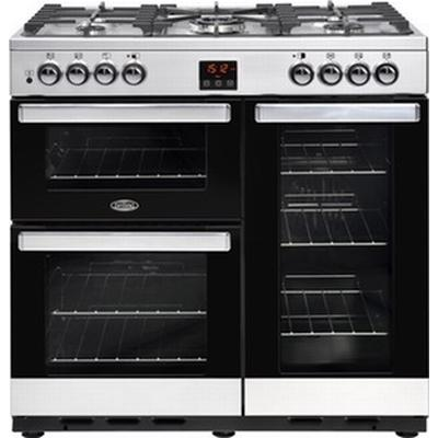 Belling Cookcentre 90DFT Stainless Steel