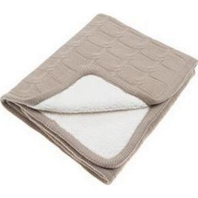 Vinter & Bloom Teddy Blanket Sand