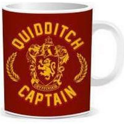 Pop in a Box Harry Potter Quidditch Captain Mug