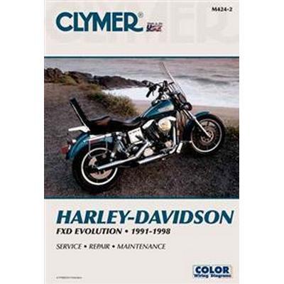 Harley Davidson Fxd Evolution 1991-1998 (Häftad, 2000)