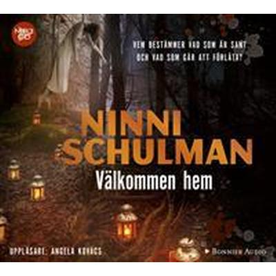 Välkommen hem (Ljudbok MP3 CD, 2016)