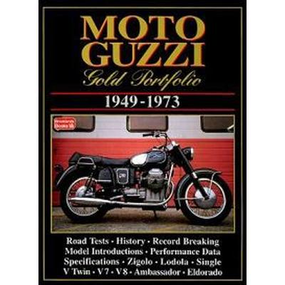 Moto Guzzi Gold Portfolio 1949-1973 (Pocket, 1997)