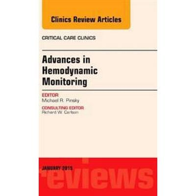 Advances in Hemodynamic Monitoring (Inbunden, 2014)