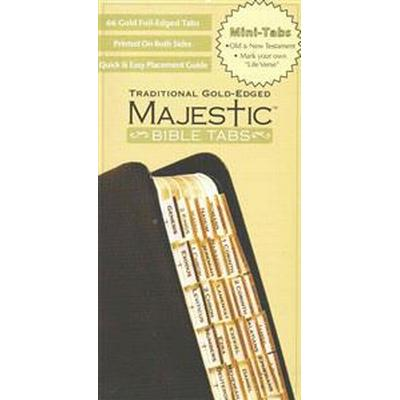Majestic Traditional Gold Bible Tabs (Övrigt format, 2008)