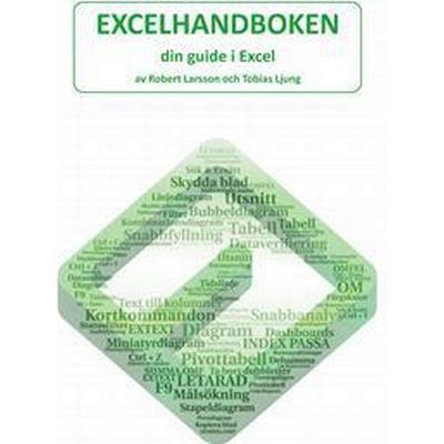 Excelhandboken - din guide i Excel (Inbunden, 2017)